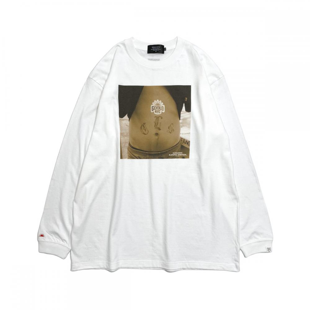 CLS PHOTO L/S TEE