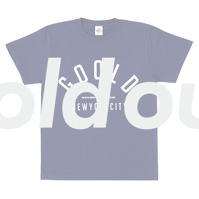 College T-shirt(BLUE)