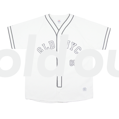 Baseball Shirt(White)